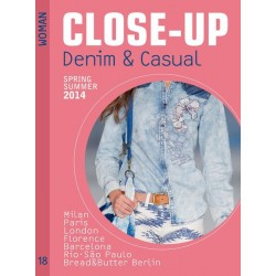 Close Up Denim & Casual Women V-18