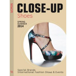 Close Up Shoes Women V-16