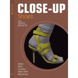 Close Up Shoes Women V-17