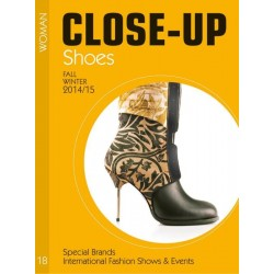 Close Up Shoes Women V-18
