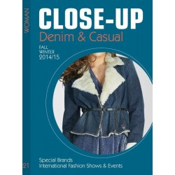 Close Up Denim & Casual Women V-21