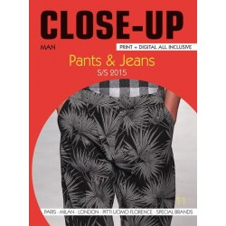 Close Up Pants & Jeans Men V-11
