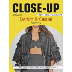 Close Up Denim & Casual Women V-22