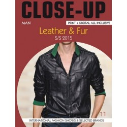 Close Up Leather & Fur Men V-10