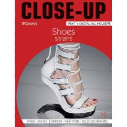 Close Up Shoes Women V-19