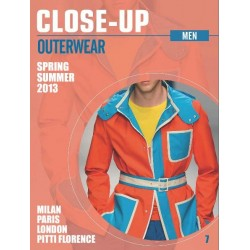Close Up Outerwear Men