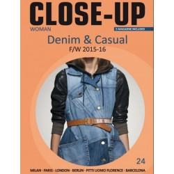 Revista de Denim & Casualwear Femenina