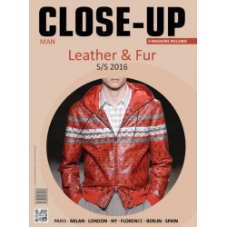 Close Up Leather & Fur Men & Women V-10