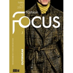 Fashion Focus Outerwear Man 1617 Chaquetería Masculina