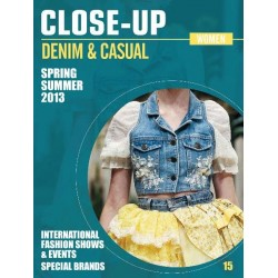 Close Up Denim Women