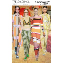 Trend Council para Femenino Adulto y Contemporáneo