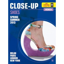Close Up Shoes Women