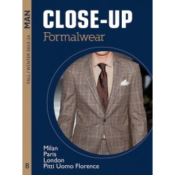 Close Up Formalwear Men V-8
