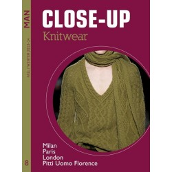 Close Up Knitwear Men V-8