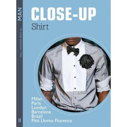 Close Up Shirts Men V-8
