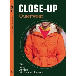 Close Up Outerwear Men V-8