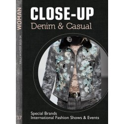 Close Up Denim & Casual Women V-17