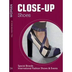 Close Up Shoes Women V-14